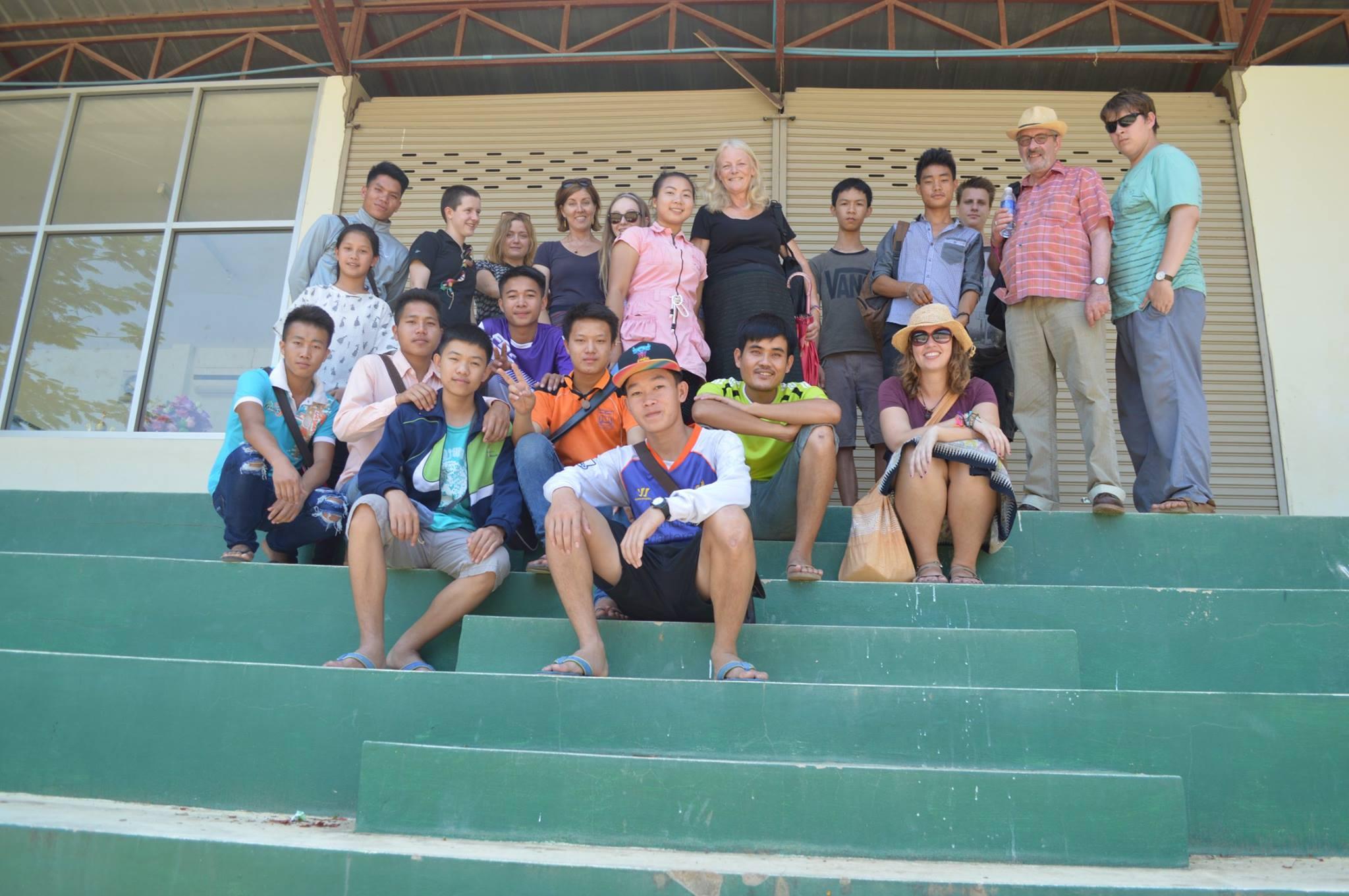Village visit group
