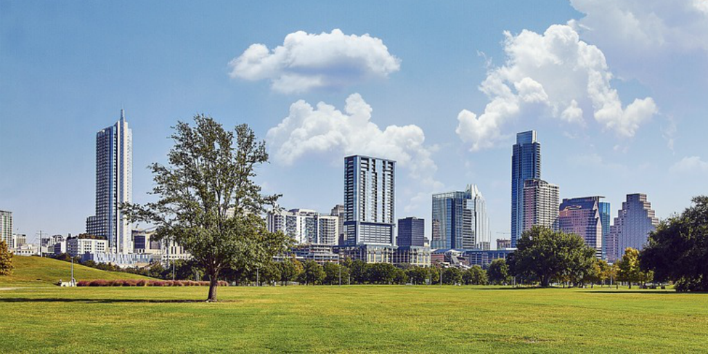 Green cities in the world include environmentally friendly lifestyles.