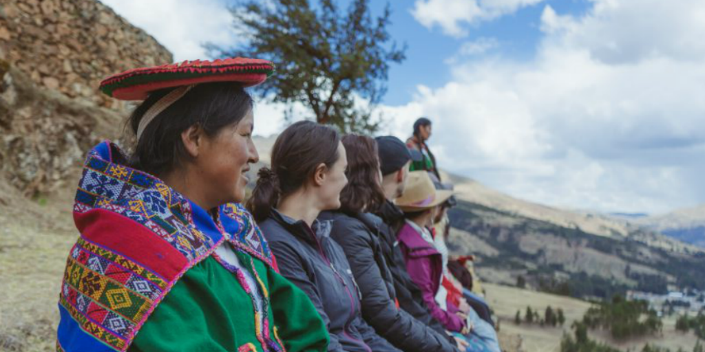 Experience the importance of community on an international service learning trip