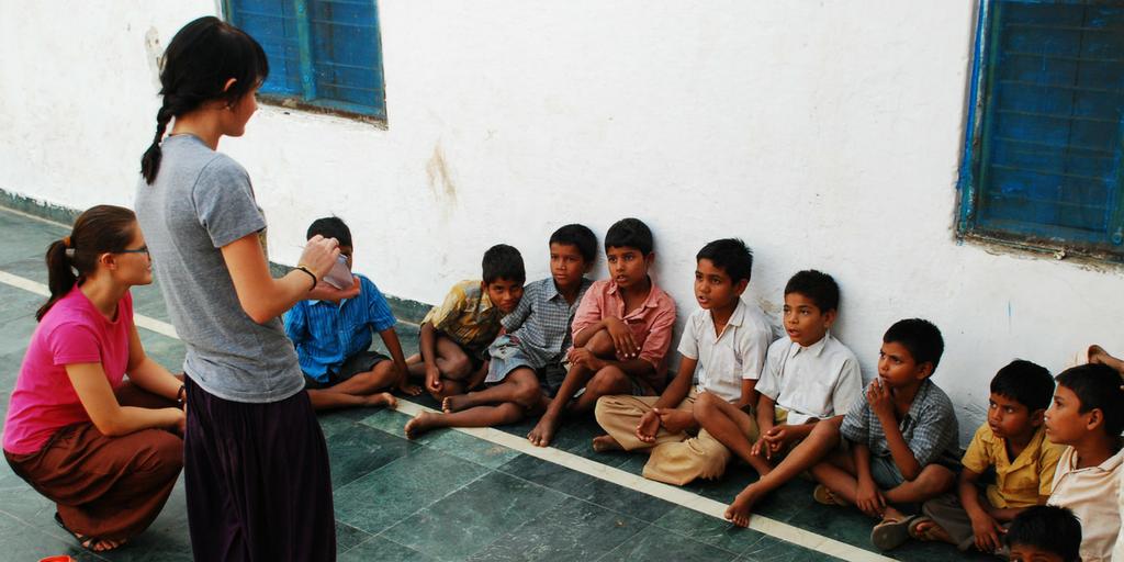 volunteer abroad in india | donate or volunteer