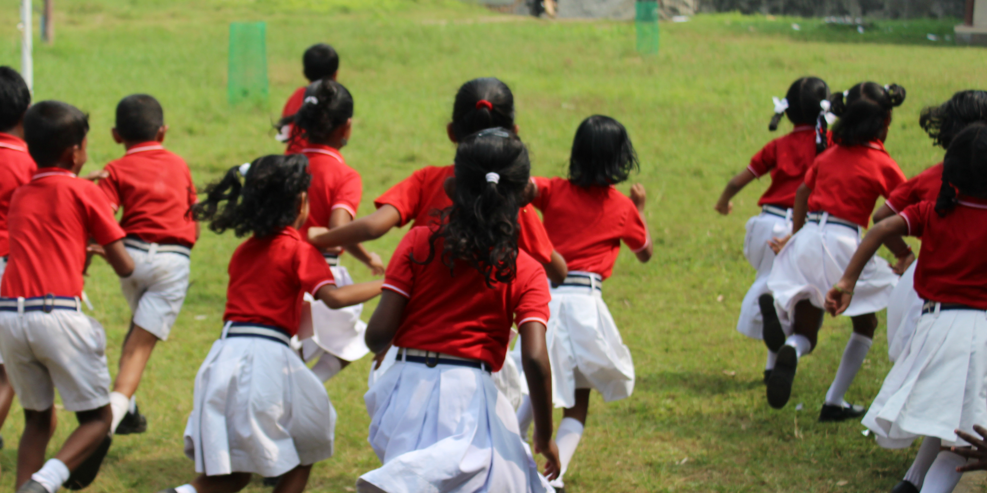 Quality education is having a positive impact on poverty and health issues experienced in India.