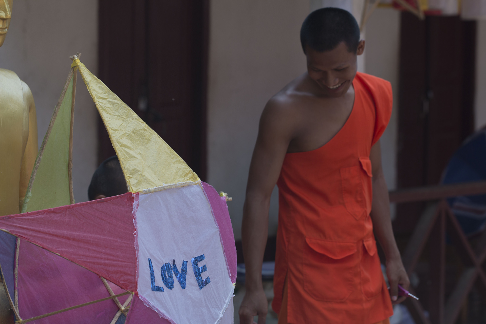 One of our favorite top 10 volunteer projects is teaching English to novice monks in Luang Prabang