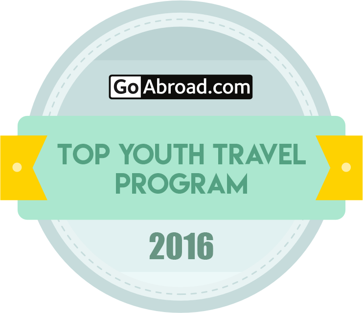 top youth travel program 2016
