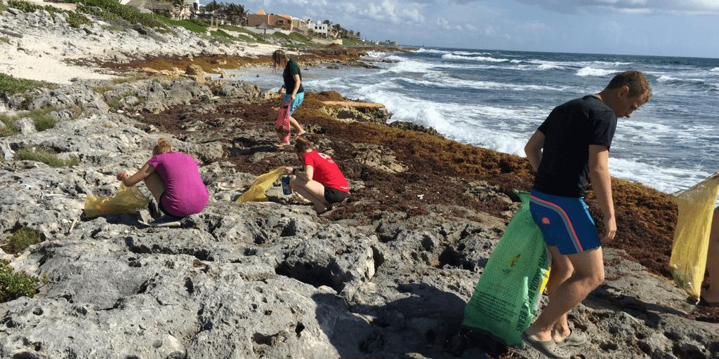 Volunteer abroad gap year