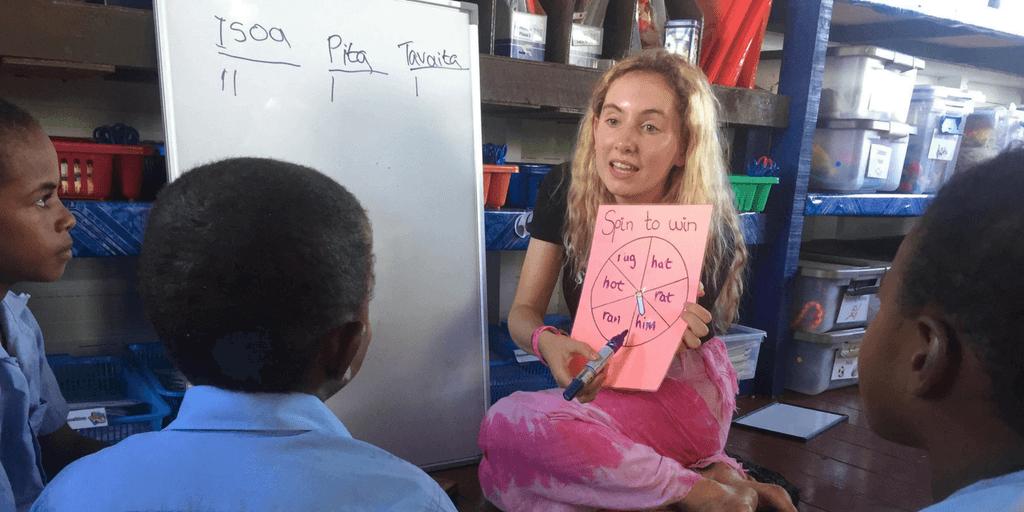 teach abroad gap year