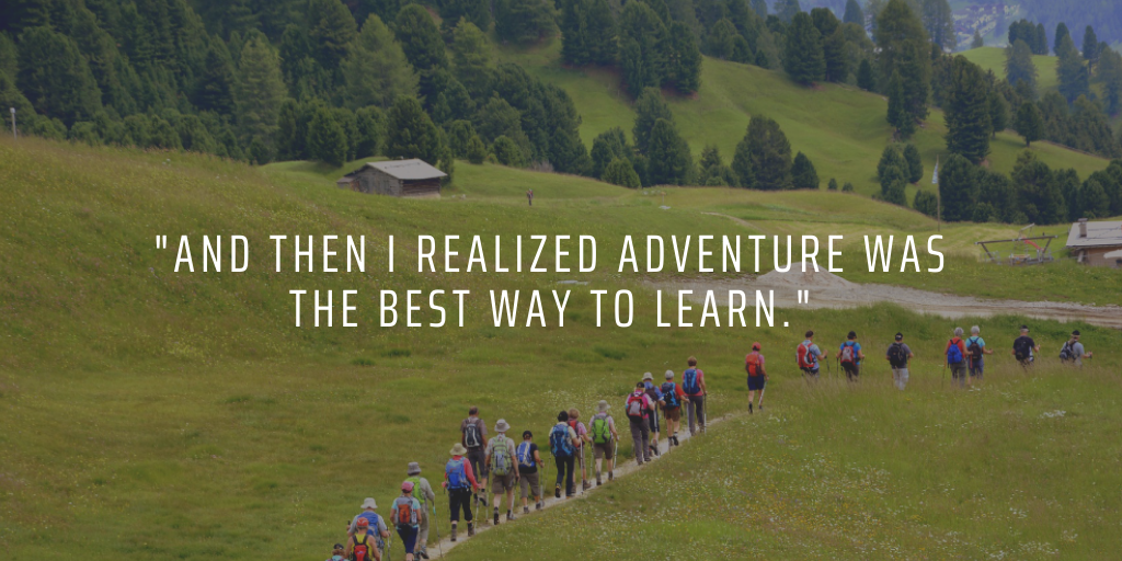 Volunteering abroad is the best way to learn important life lessons