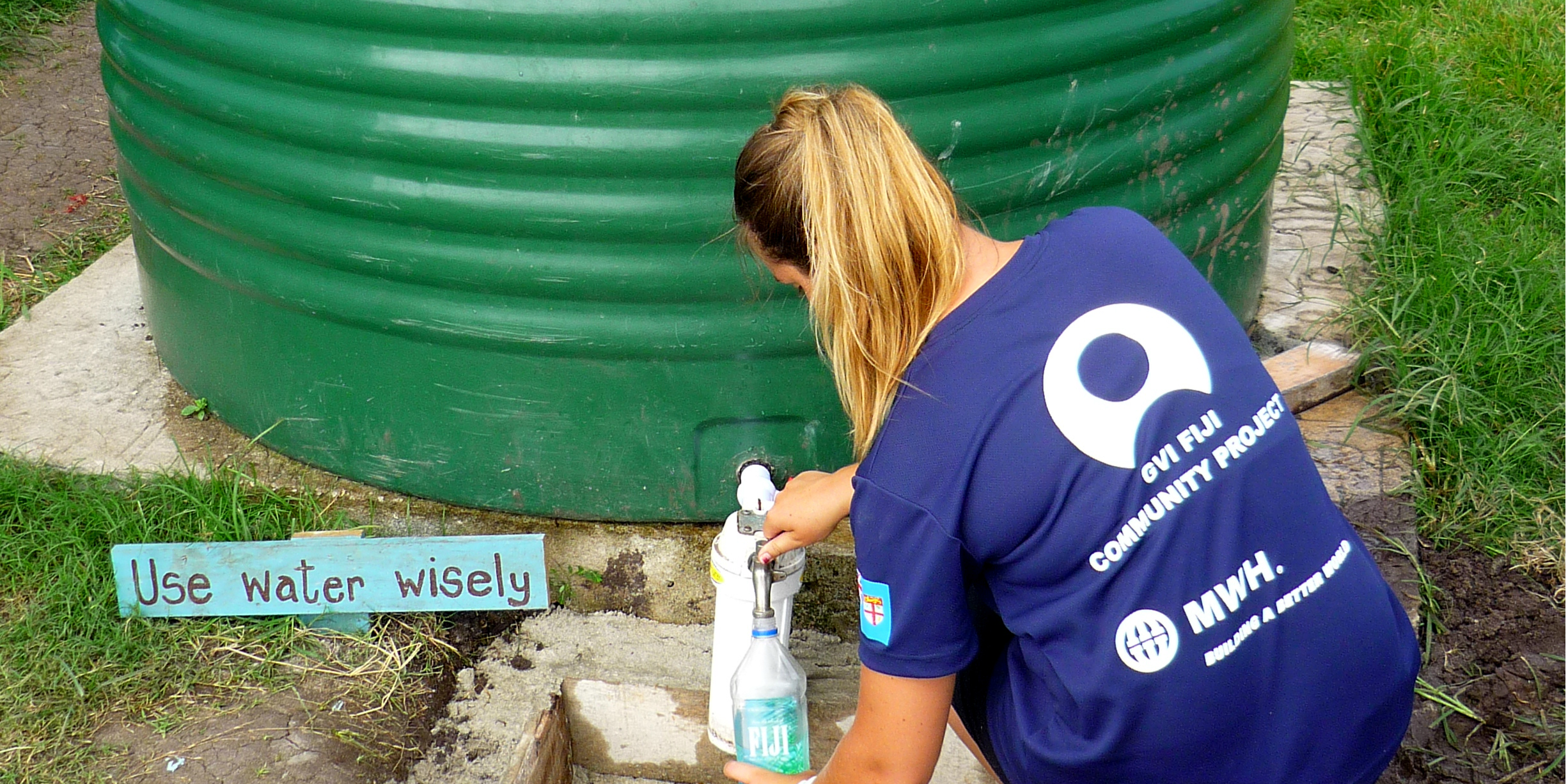 water security in fiji