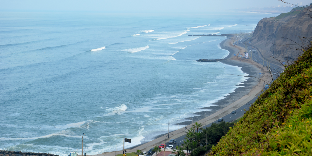Take the opportunity to visit Lima when you volunteer in Peru