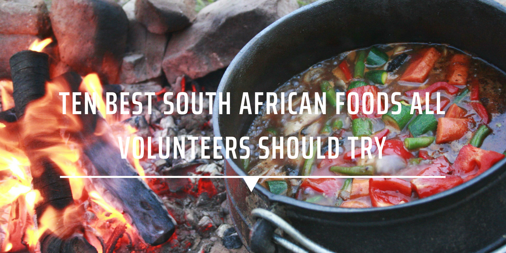 best south african foods