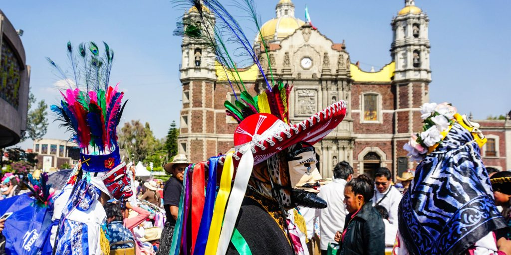 christmas traditions in mexico