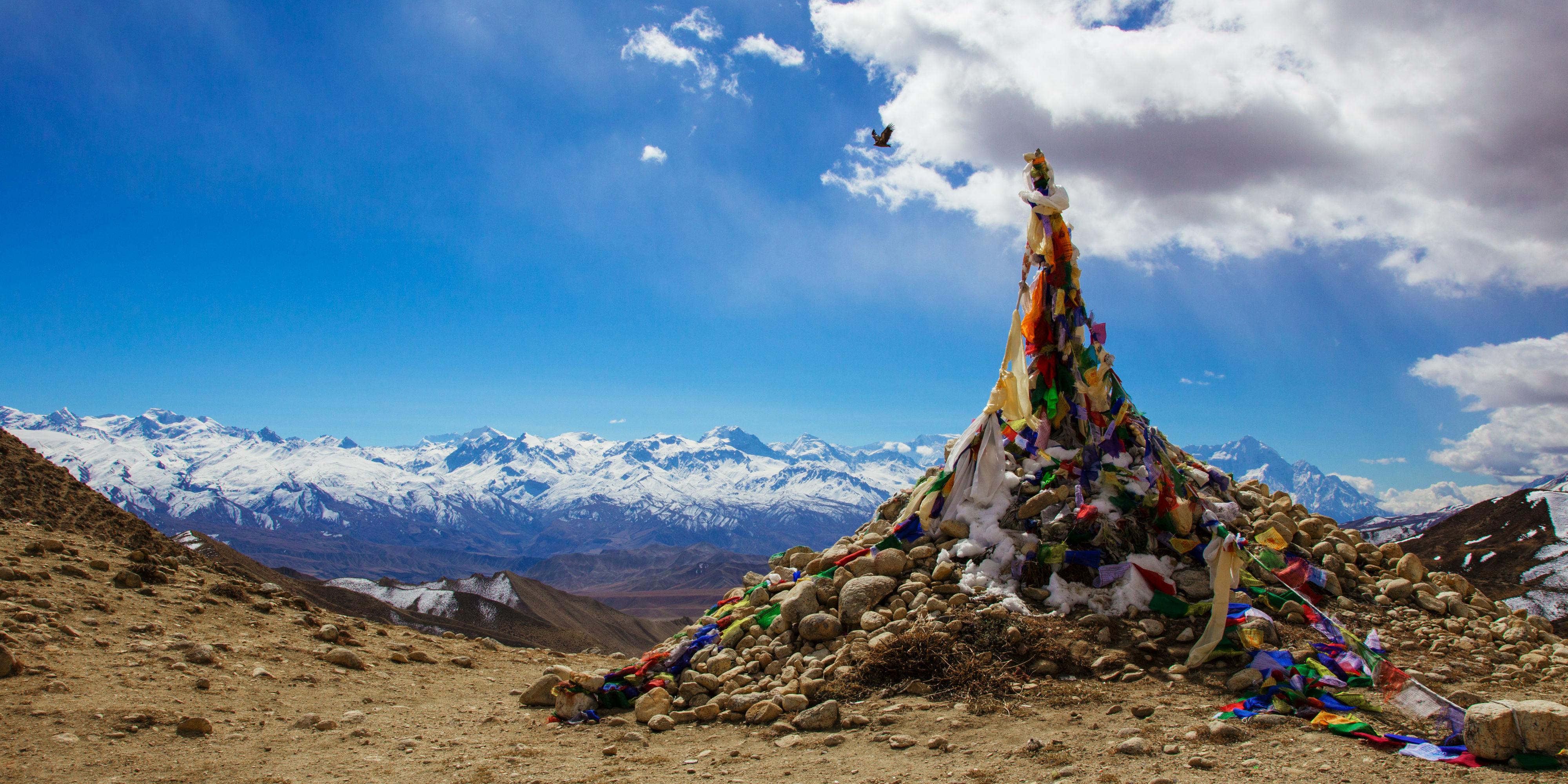 Trek from Pokhara