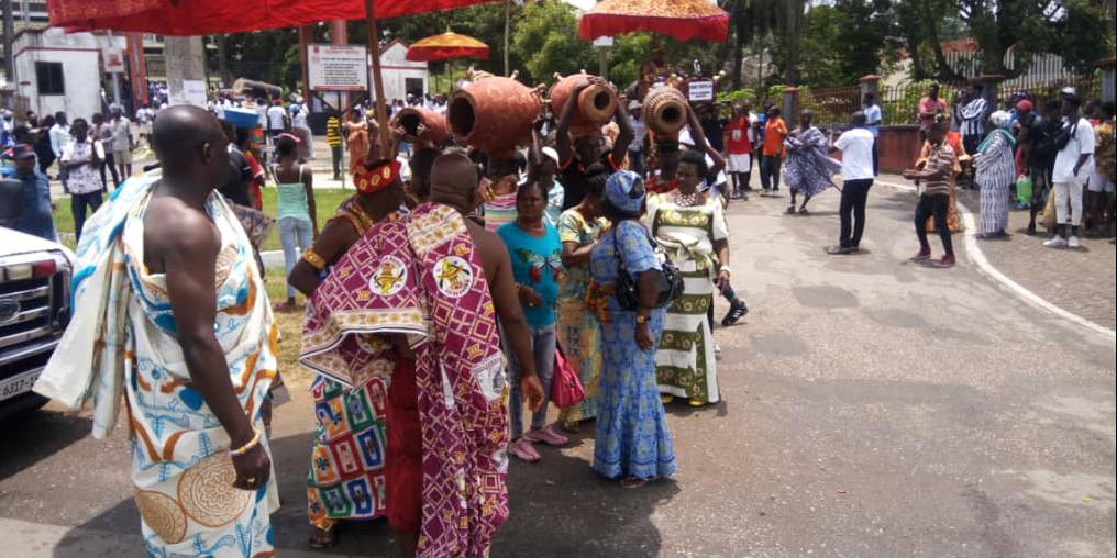 Ghana Christmas traditions