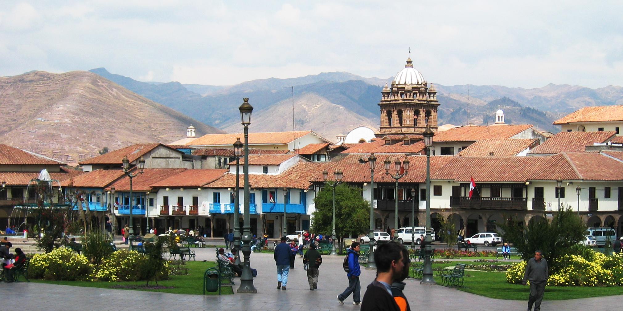 Peru sights to visit