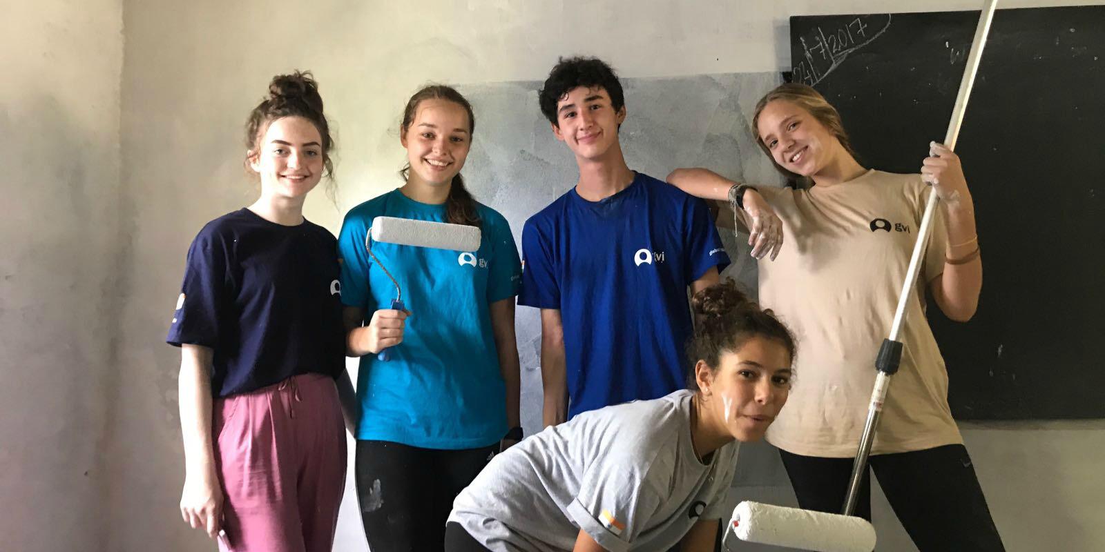 volunteer opportunities for teens