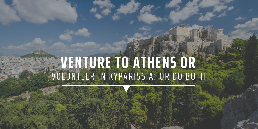 Volunteer opportunities in Greece