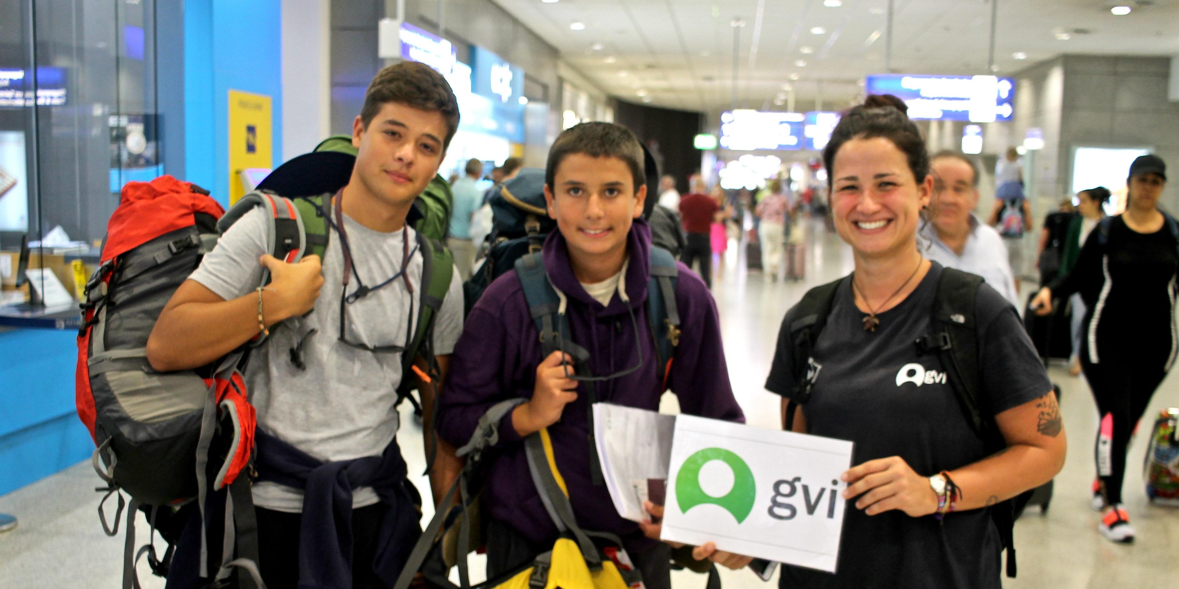 Volunteering Abroad as a Teenager