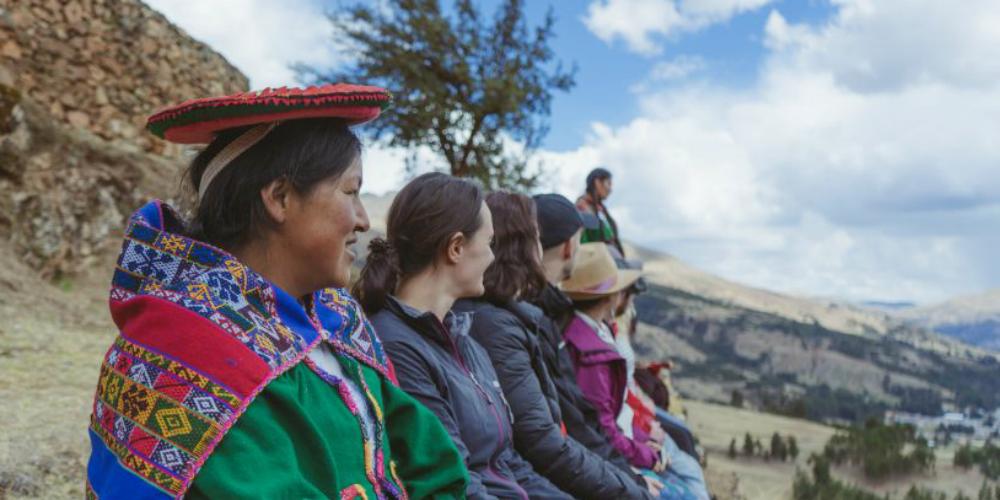 Volunteer program in Peru