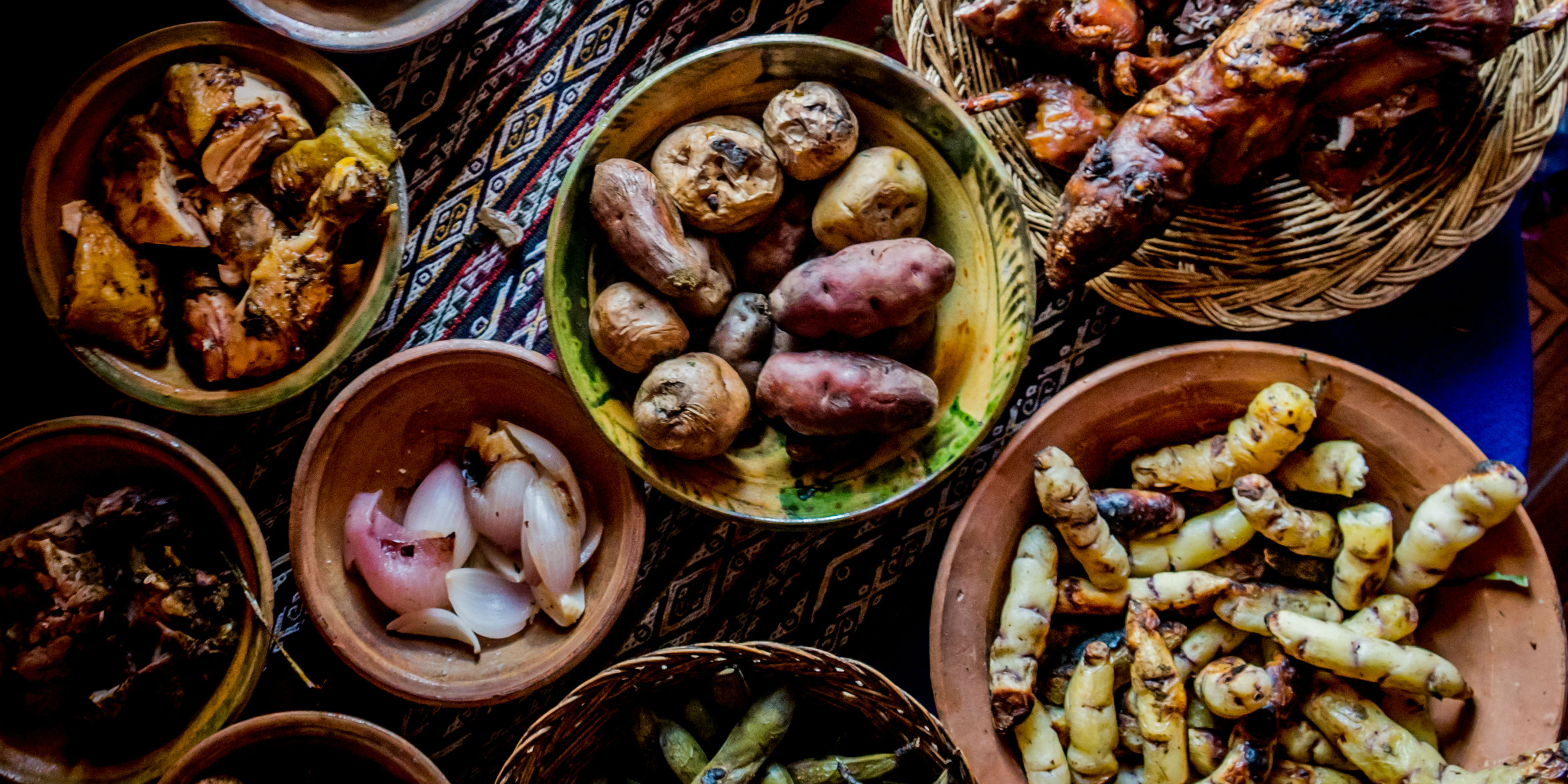 Mesoamerican food traditions