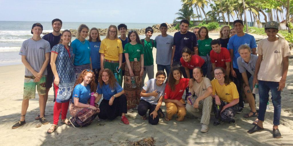 Teen volunteer programs with GVI will allow you to make life-long friends from all over the world