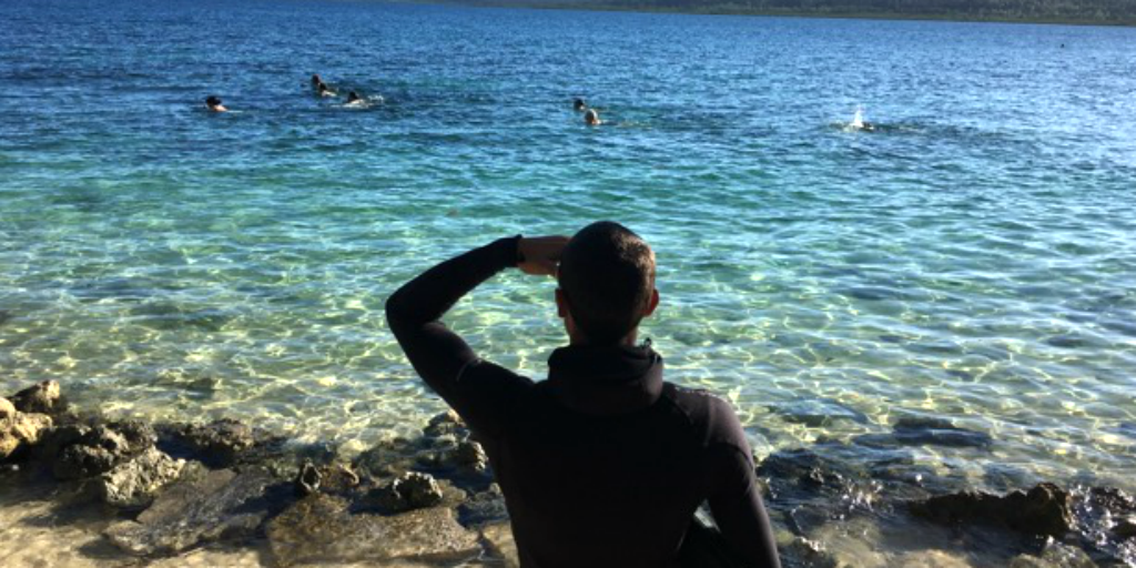Take a sabbatical volunteering by the sea, to find your career break purpose