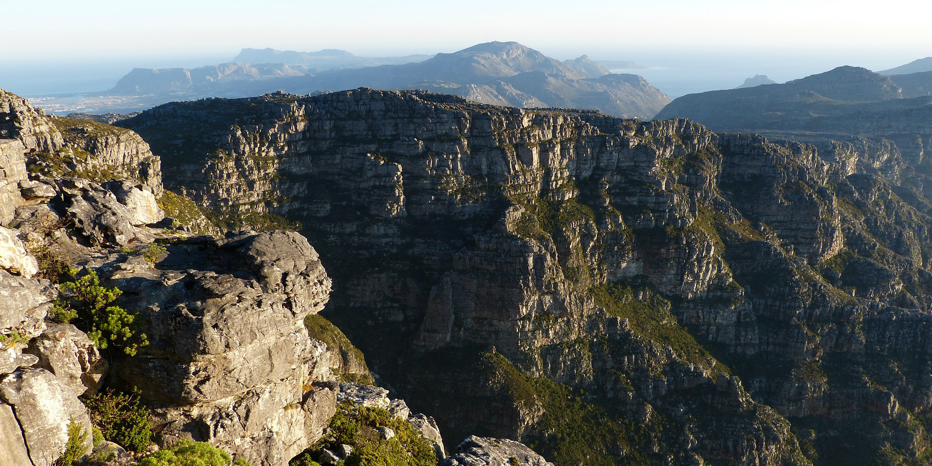 Take advantage of volunteer opportunities in cape town and visit iconic sites such as table mountain.