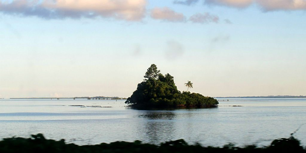 Fiji's beautiful views make it an idyllic place to volunteer while also promoting a sustainable positive impact.