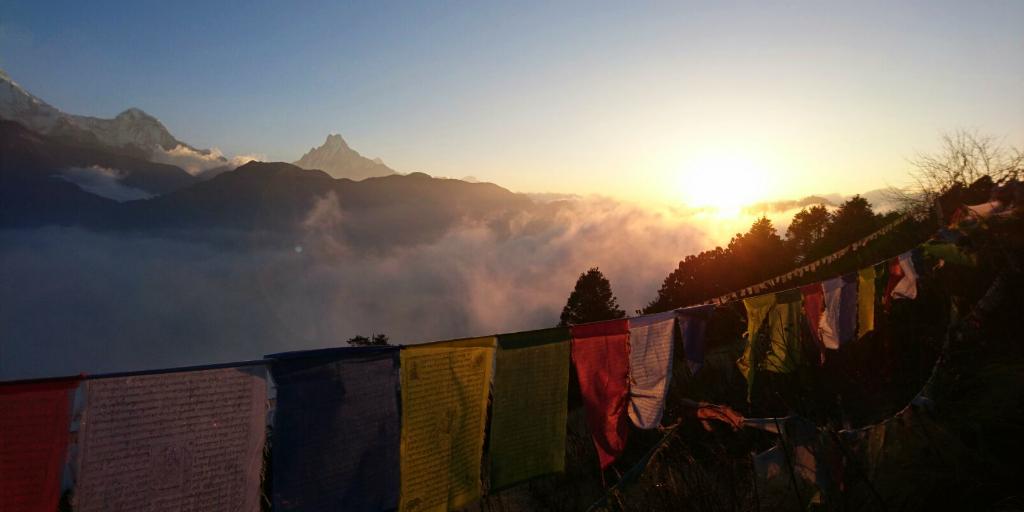 Volunteer this holiday season in Pokhara, Nepal