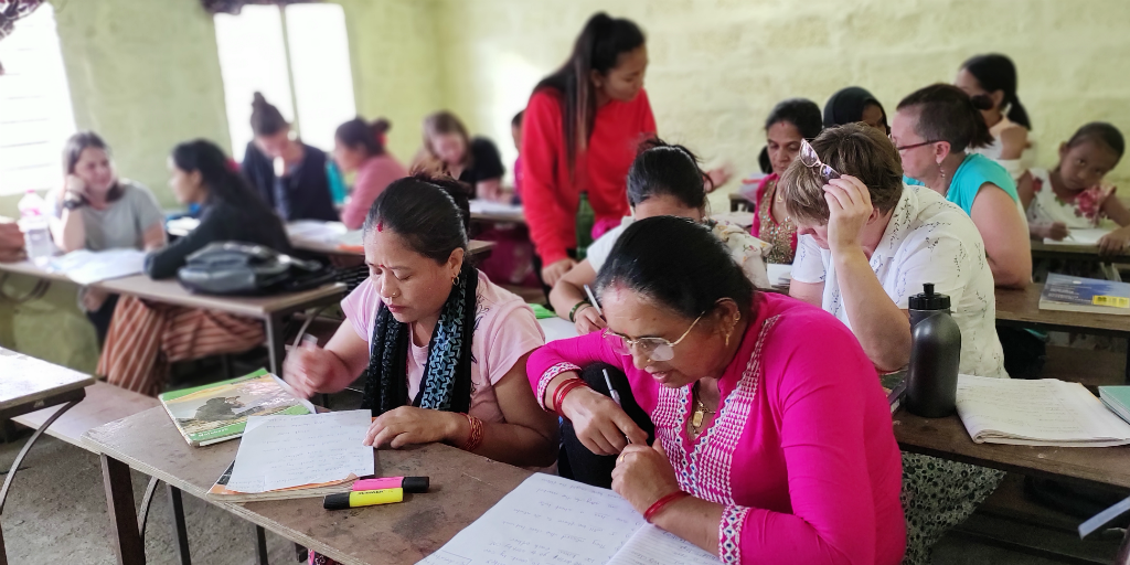 When you volunteer with GVI, you can assist with programs facilitating gender equality for women