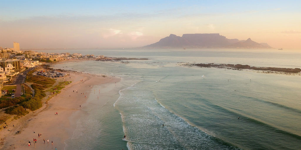 Is seeing table mountain on your bucket list? Tick it off when you volunteer in Cape Town with GVI