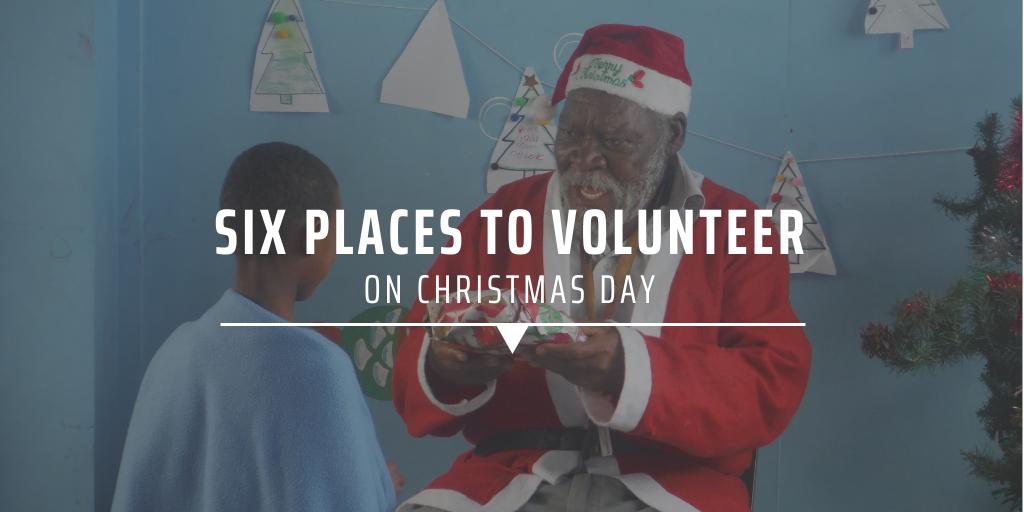 Volunteer On Christmas Day 2021 Near Me