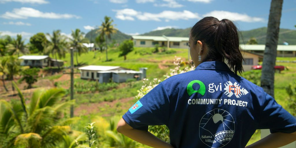 volunteer opportunities for teens in Fiji