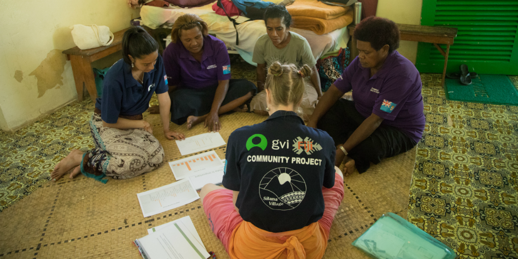 GVI offers community development internships in a variety of locations abroad