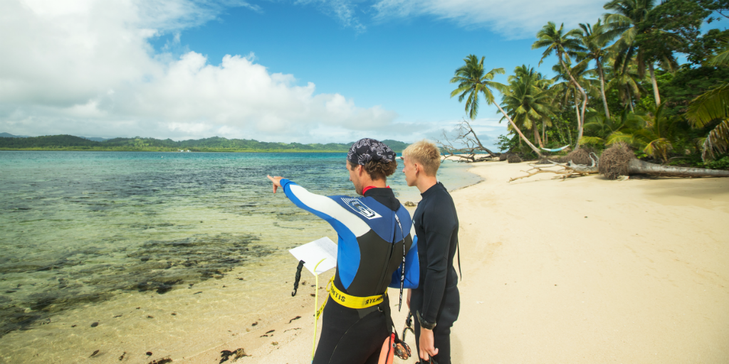 Looking for a way to spend your next gap year? Why not spend it in Seychelles working towards your padi certification