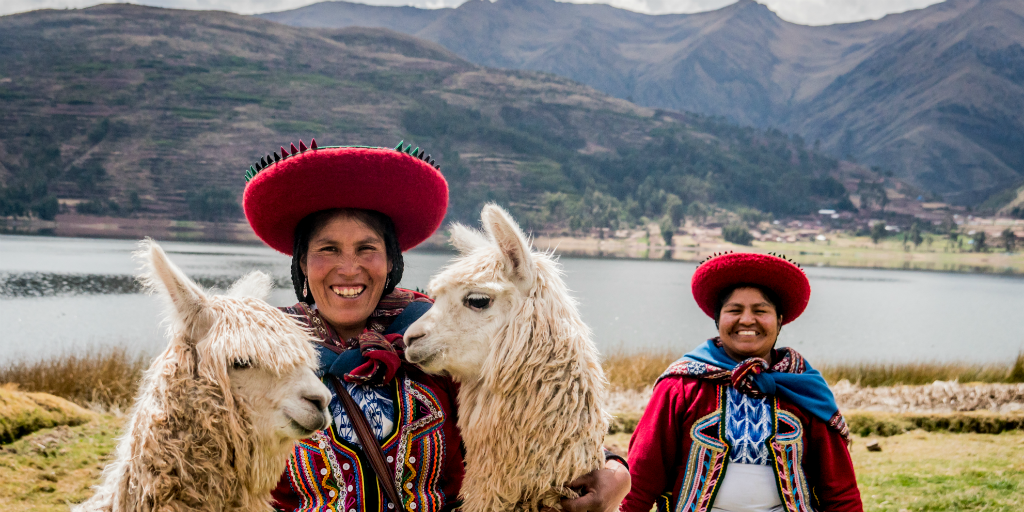Experience language immersion in beautiful Peru