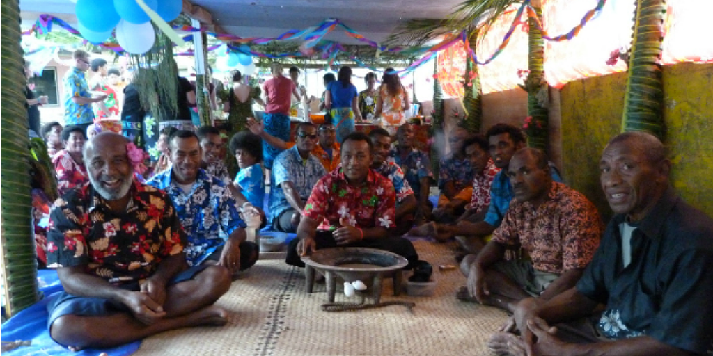 If you're looking for activities in Fiji, watch a traditional kava ceremony.