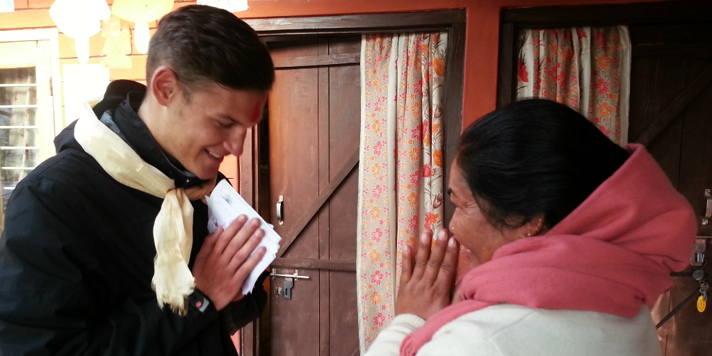 Experience total language immersion when you volunteer abroad.