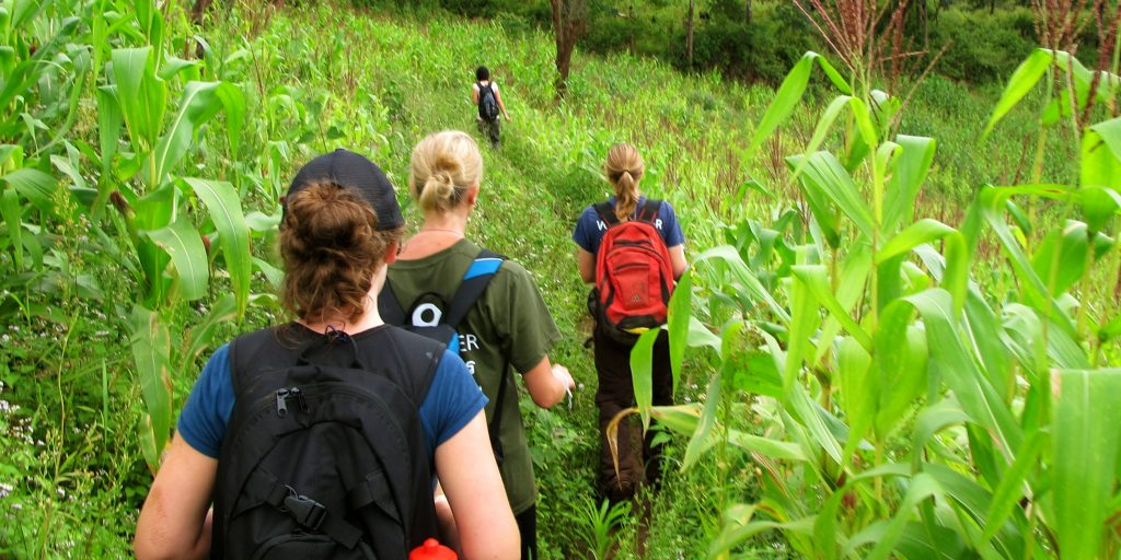 Travelling is the biggest thing to consider when you volunteer abroad.