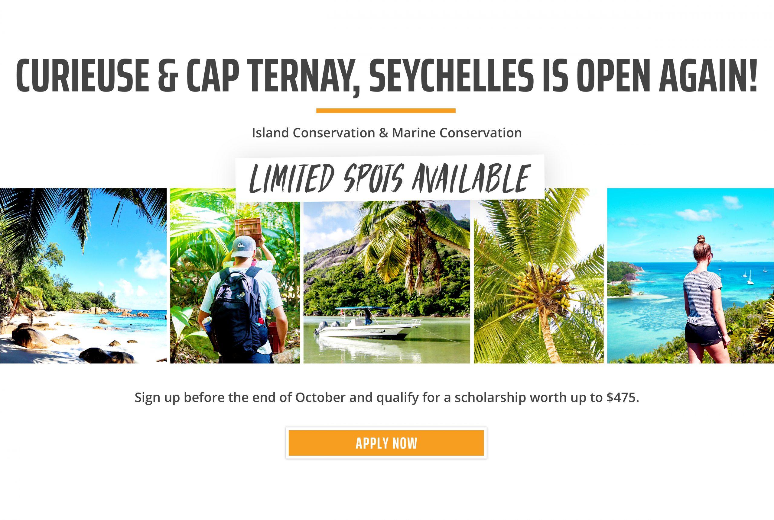 USA Seychelles Reopening