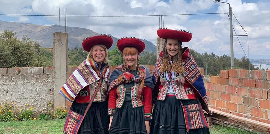 3 Participants in Cusco