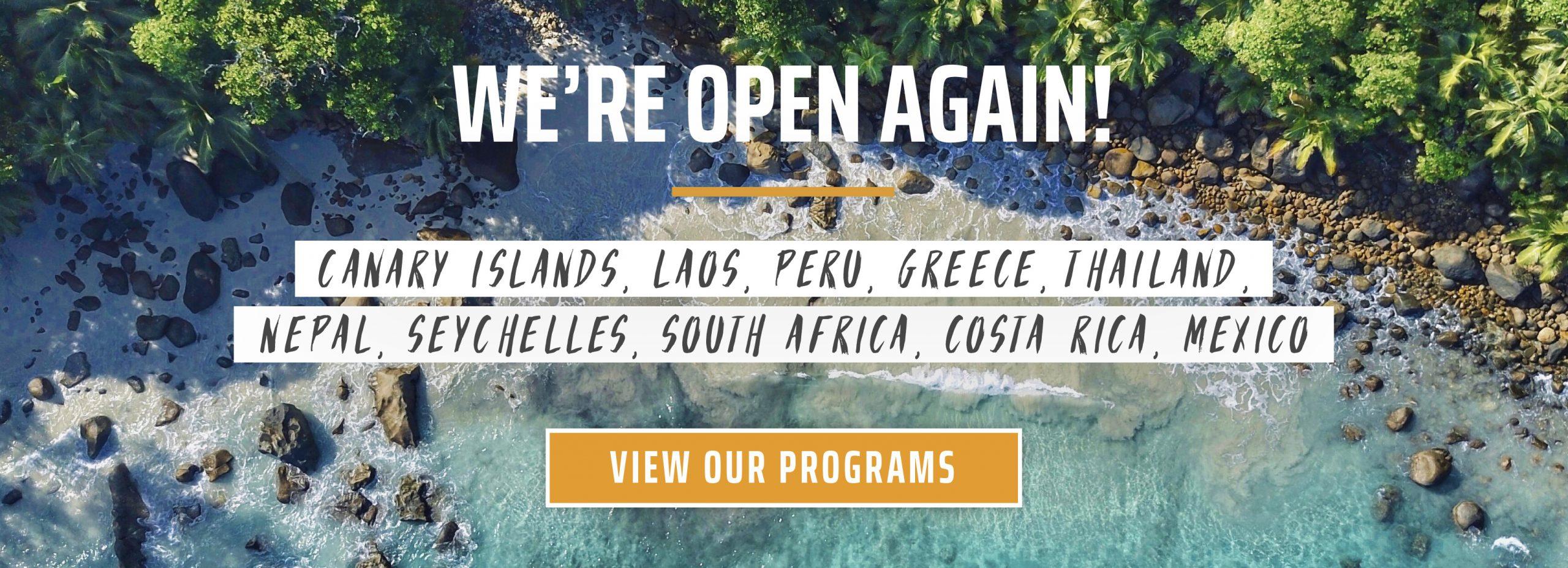 UK We're Open Nov20 Scholarship