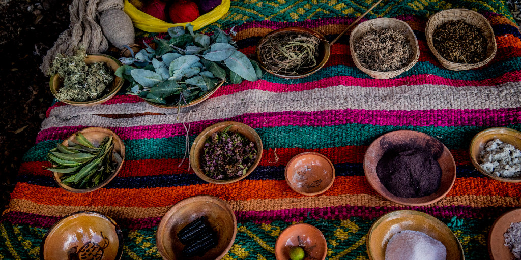 Spices play a huge role in the flavours of peruvian food